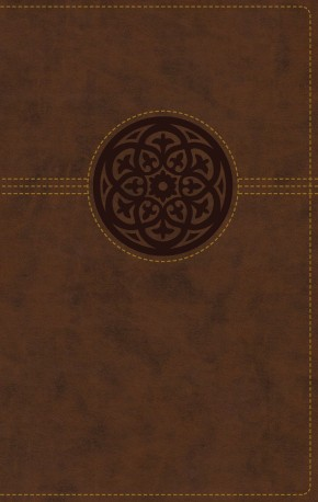NRSV, Thinline Reference Bible, Leathersoft, Brown, Comfort Print
