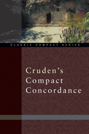 Cruden's Compact Concordance *Scratch & Dent*