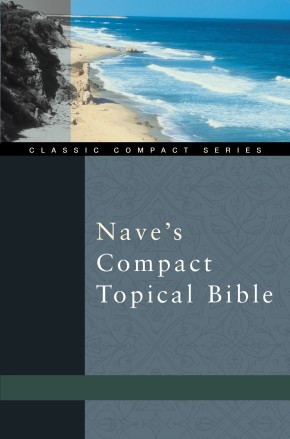 Nave's Compact Topical Bible *Scratch & Dent*