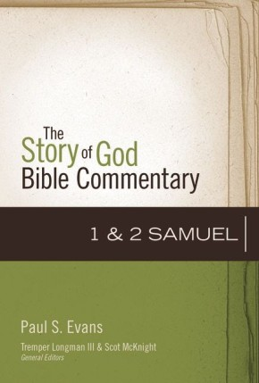 1-2 Samuel (The Story of God Bible Commentary) *Scratch & Dent*