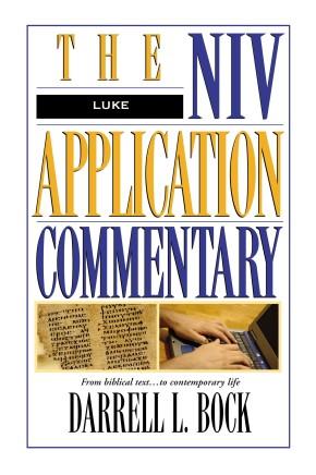Luke (The NIV Application Commentary) *Scratch & Dent*