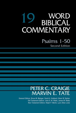 Psalms 1-50, Volume 19: Second Edition (Word Biblical Commentary) *Scratch & Dent*