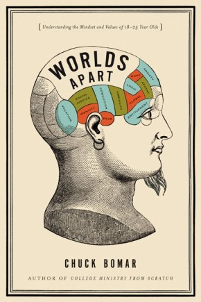 Worlds Apart: Understanding the Mindset and Values of 18-25 Year Olds (Youth Specialties (Paperback))