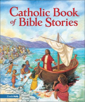 Catholic Book of Bible Stories *Scratch & Dent*