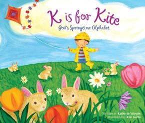 K Is for Kite: God's Springtime Alphabet *Scratch & Dent*