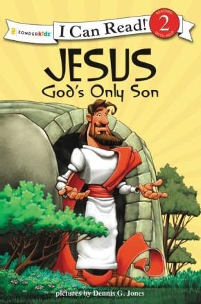 Jesus, God's Only Son: Biblical Values (I Can Read! / Dennis Jones Series)