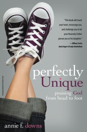 Perfectly Unique: Praising God from Head to Foot *Scratch & Dent*