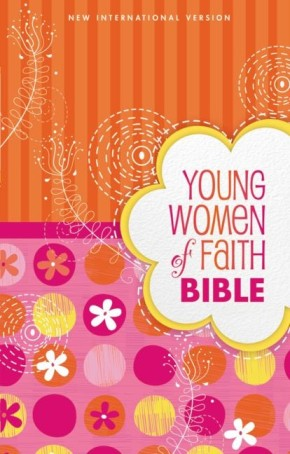 NIV, Young Women of Faith Bible, Hardcover