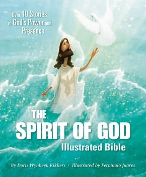 THE SPIRIT OF GOD ILLUSTRATED BI *Scratch & Dent*