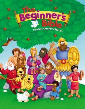 The Beginner's Bible: Timeless Children's Stories *Scratch & Dent*