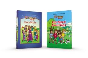 NIrV The Beginner's Bible Devotional Pack