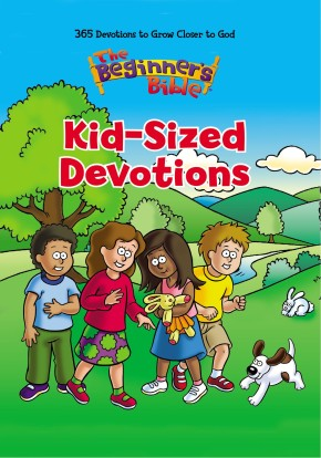 The Beginner's Bible Kid-Sized Devotions *Scratch & Dent*