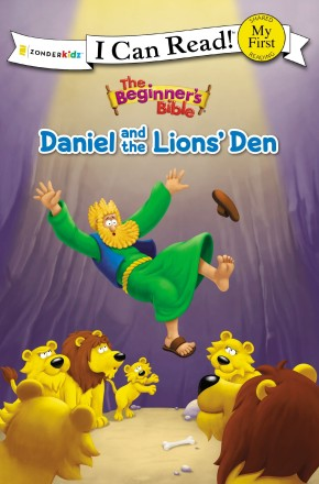The Beginner's Bible Daniel and the Lions' Den (I Can Read! / The Beginner's Bible)