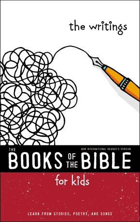 NIrV, The Books of the Bible for Kids: The Writings, Softcover: Learn from Stories, Poetry, and Songs