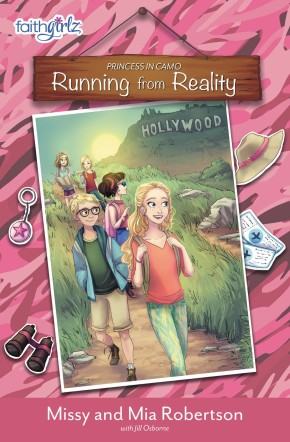 Running from Reality (Faithgirlz / Princess in Camo)