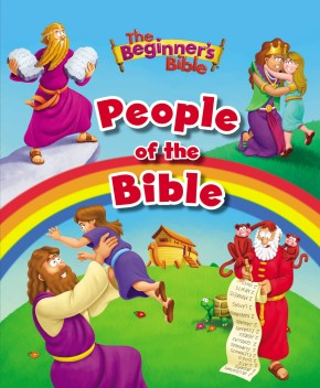 THE BEGINNER'S BIBLE PEOPLE OF T *Scratch & Dent*