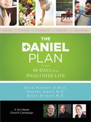 The Daniel Plan Church Campaign Kit: 40 Days to a Healthier Life *Scratch & Dent*