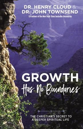 Growth Has No Boundaries: The Christian's Secret to a Deeper Spiritual Life
