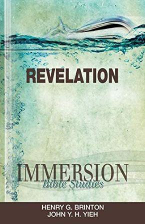 Immersion Bible Studies: Revelation