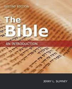 The Bible: An Introduction; Course Pack