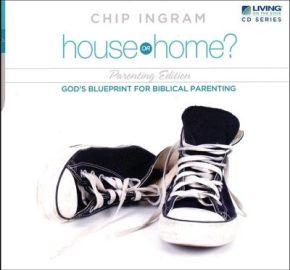 Audio CD Teaching Series Set House or Home? Parenting Ed Chip Ingram