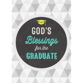 God's Blessings for the Graduate